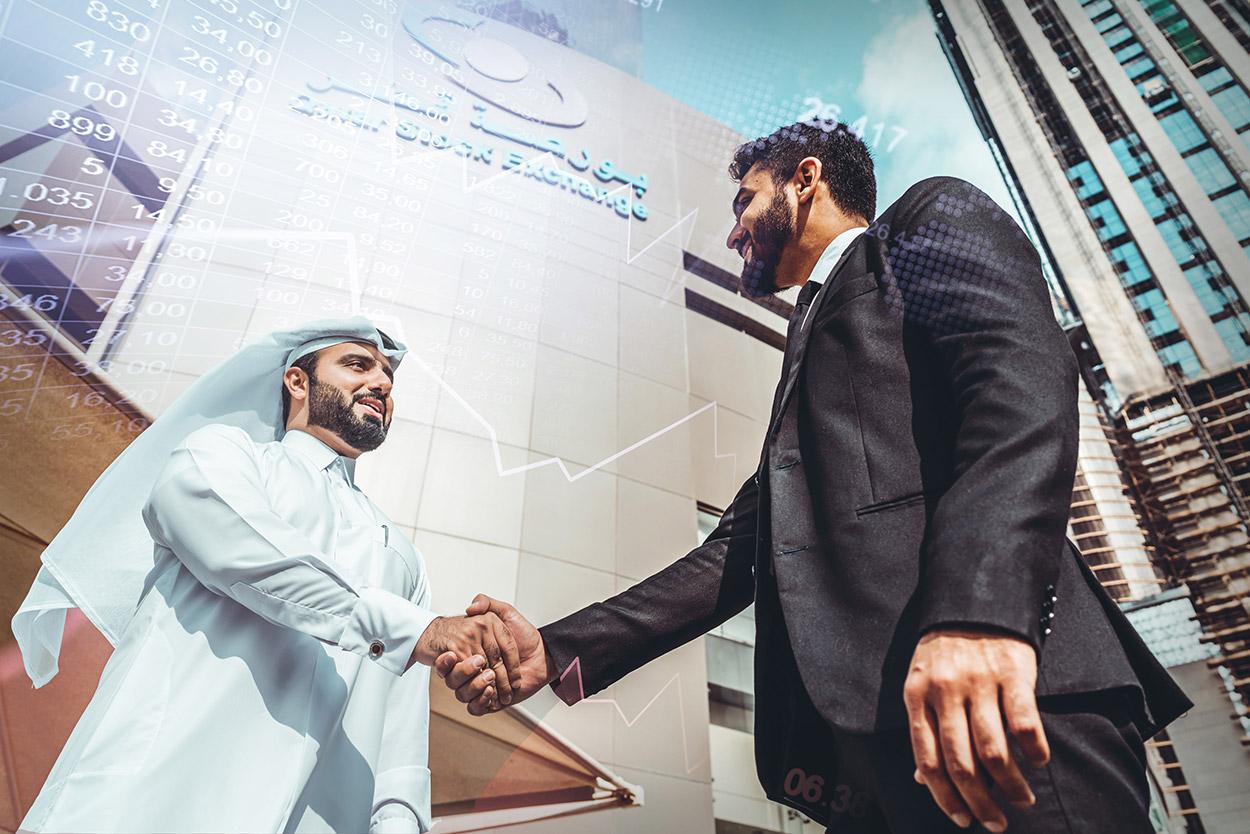 عن بورصة قطر